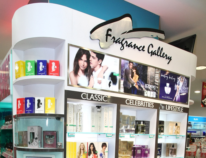 The Fragrance Gallery