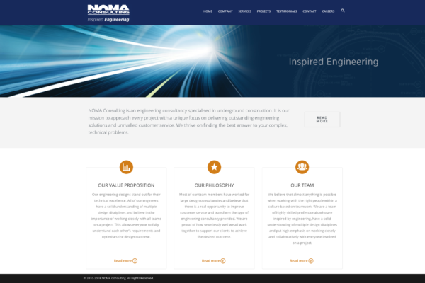 NOMA Consulting Inspired by Engineering